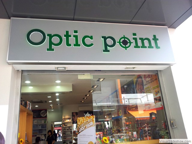 Optic Point<br/><br/>Fabricate, Install